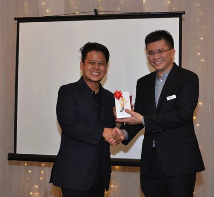 Dexter Cheong - Winner Investment Challenge Dec 2015